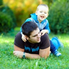 видео,музыка,папа и ребенок