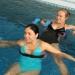 аквааэробика,аквааэробика для беременных,бассейн для беременной,аквааэробика и роды,польза аквааэробики