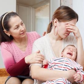 роды,осложнения после родов