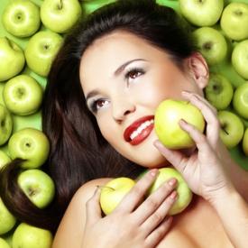 яблоки,молодость,здоровье