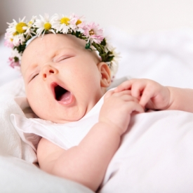 как будить ребенка,как разбудить ребенка