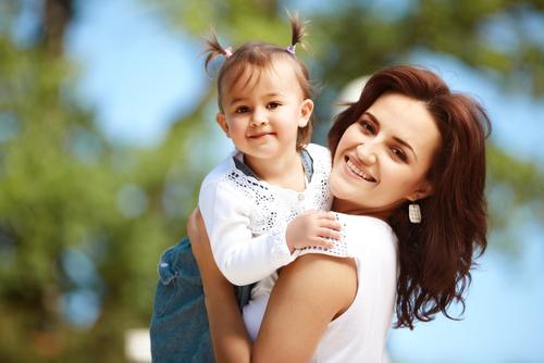 Мама и ребенок: развитие речи