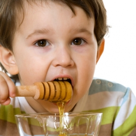 кашель,кашель у ребенка,мед