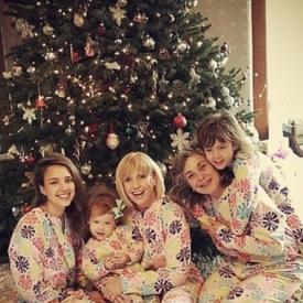елка,новый год,звездные семьи