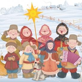 щедривки,Старый Новый год,щедривки на украинском языке,щедрівки,кращі щедрівки,щедрівки для дитини