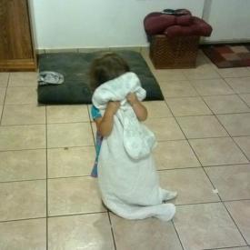 фото как прячутся дети