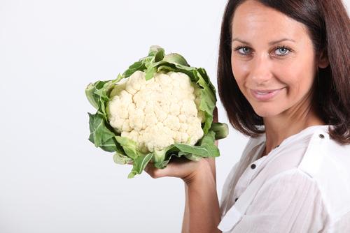 Полезные продукты: цветная капуста