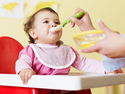 Детское питание: масло