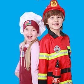 Кидландия,парк профессий для детей,Блокбастер