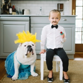 домашнее животное,собака,дружба,фото,идеи для фото