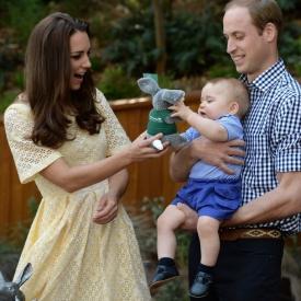 няня,кейт миддлтон беременна,принц Джордж,принц Георг