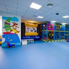 детский фитнес-клуб,детский клуб в Киеве,Детский клуб фитнес-центра Аквариум