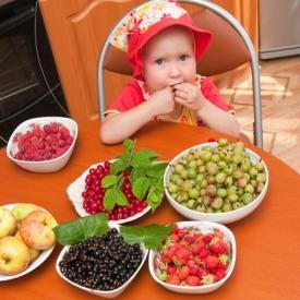витамины,летние ягоды