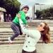 Анфиса Чехова,сын Анфисы Чеховой,фото,детский стоматолог,дети звезд