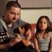 видео,папа и ребенок,смешное детское видео