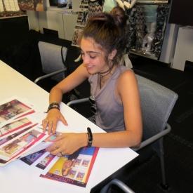Лурдес Леон,дочь Мадонны,фото