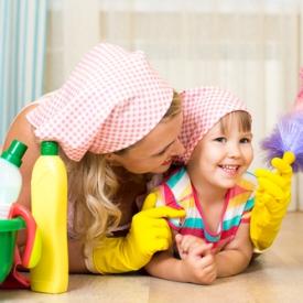 профилактика аллергии у ребенка, причины бытовой аллергии