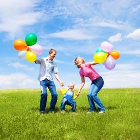 счастливая семья,гармония в семье