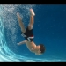 Мерьем Узерли,мать-одиночка,фото,плавание
