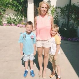 Бритни Спирс,звездные семьи
