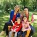 звездные семьи,воспитание ребенка,о воспитании сына