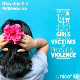 Юнисеф,девочки-подростки,насилие,насилие в семье