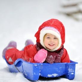санки,зима,высказывания,детские высказывания