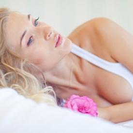 Сильное напряжение во время секса