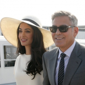 Джордж Клуни,Амаль Аламуддин,дети