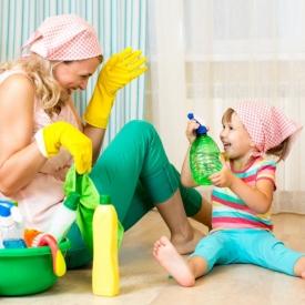 Как приучить ребенка помогать по дому? Безотказный прием