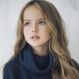 Кристина Пименова,модель