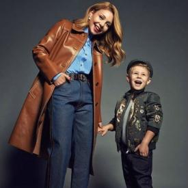 Тина Кароль,сын Тины Кароль,дети звезд,украинские звезды