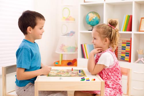 настольная игра дети