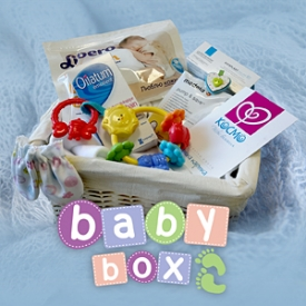 новая коробочка,Baby Box
