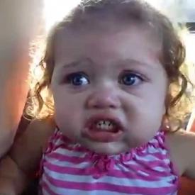 эмоции,видео родов,смешное детское видео
