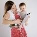 работающая мама,разговоры о детях на работе