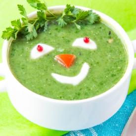 зелень в рационе ребенка,прикорм,зелень в прикорме,какую зелень можно давать ребенку