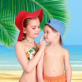 крем от солнца для ребенка,солнцезащитный крем,солнцезащитная косметика для детей
