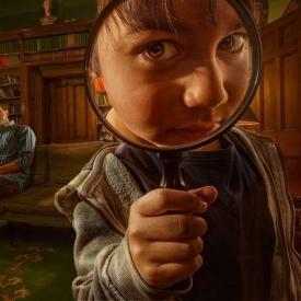 Adrian Sommeling,фото,идеи для фото,детство