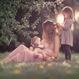 Иветта Ивенс,грудное вскармливание,фото,фотопроект