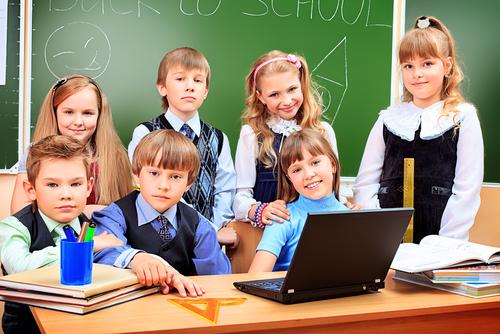 знакомство учеников с учителем 5 класс