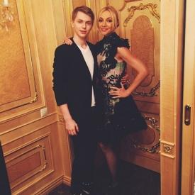 Дени Байсаров,фото,Кристина Орбакайте,российские звезды