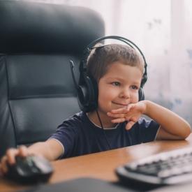 здоровье ребенка,за компьютером,развитие ребенка