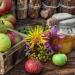 Яблочный Спас,праздник Спаса,смс-поздравления,смс поздравления