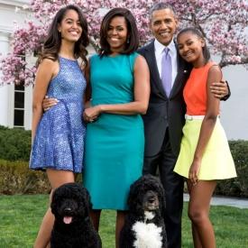 Барак Обама,Малия Обама,стиль,икона стиля