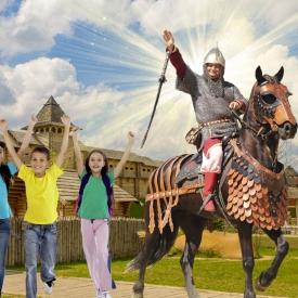 Древний Киев приглашает школьников на День знаний