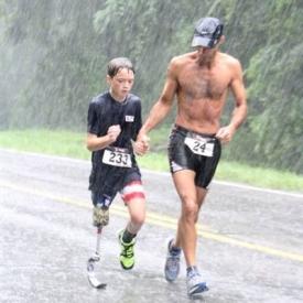 Бен Бальц,ребенок-инвалид,спорт,здоровый образ жизни,фото