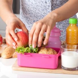 Как выбрать ланч-бокс для ребенка: современный школьный перекус