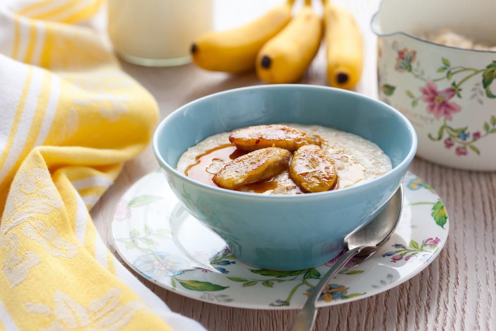 Гипертония: бананы