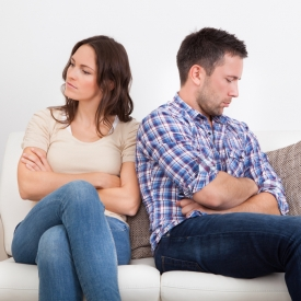 Ссора, развод, брак